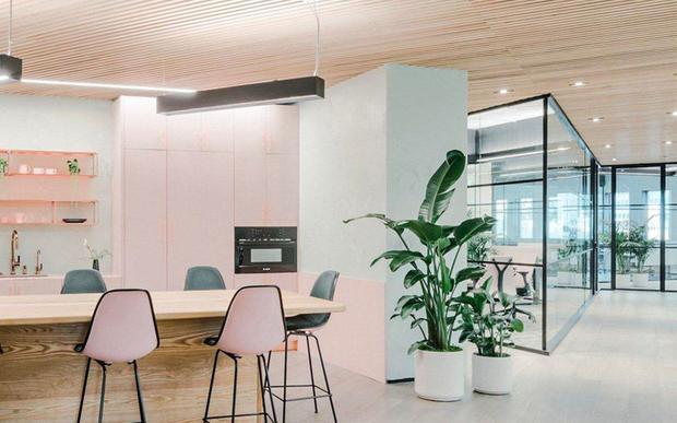 Create a bright workspace