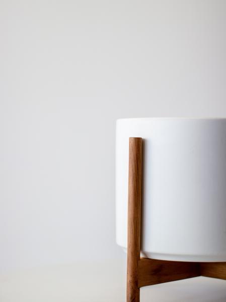 Ceramic Planter - The Eight